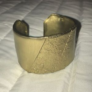 Silpada Brass (gold time) cuff